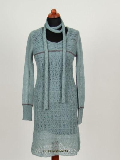 Kleid, Crux Knit, water