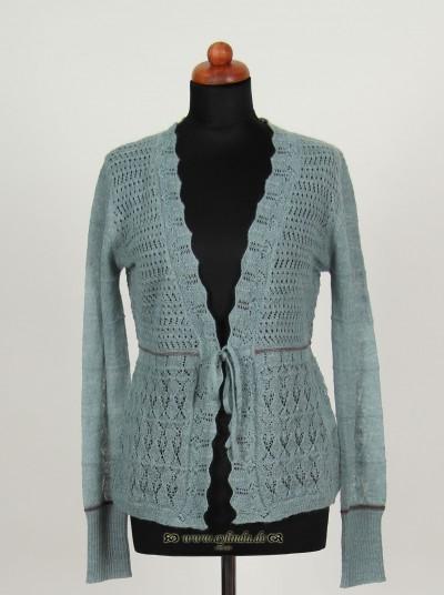 Cardigan, Crux Knit, water