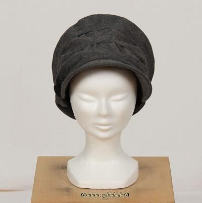 Mütze, Sylvian Hat, grey-melange