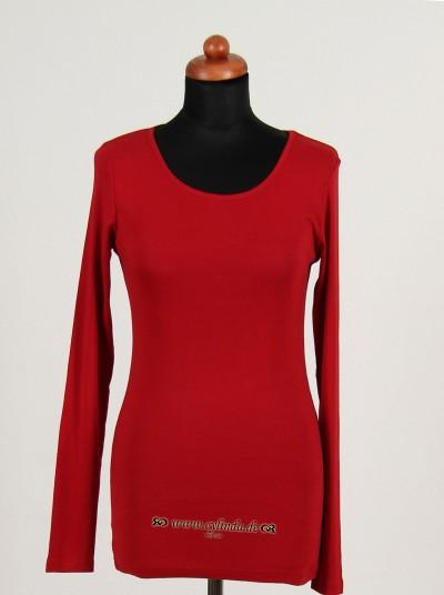 Shirt, Basic Single Rib, heat