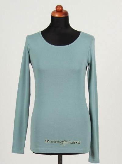 Shirt, Basic Single Rib, water