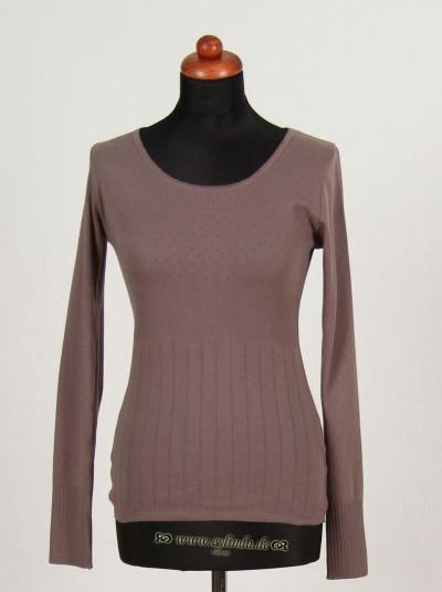 Shirt, Basic Doria, platin