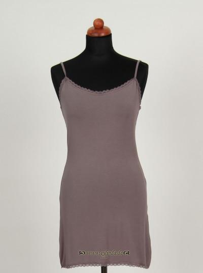 Unterkleid, Basic Lace, platin
