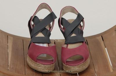 Schuhe, Wild Shoe, rose