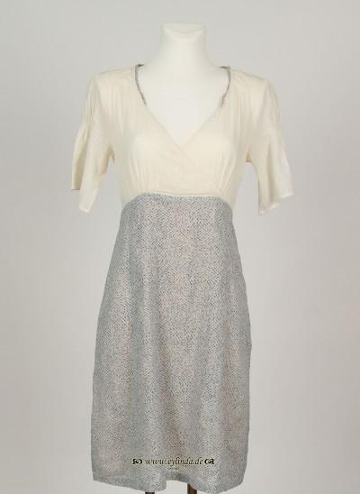 Kleid, Kasumi Quilt, light-cedar