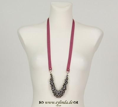 Kette, Tottori Jewellery, rose