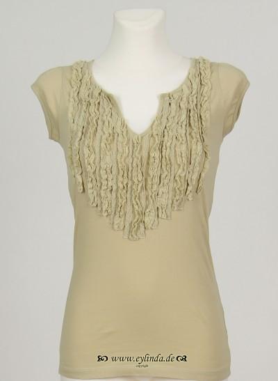 T-Shirt, Basic Organic Jersey, lint