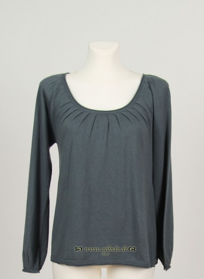 Pullover, Basic Cotton Cashmere, goblin