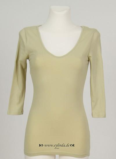 Shirt, Basic Jersey Stretch Light, lint