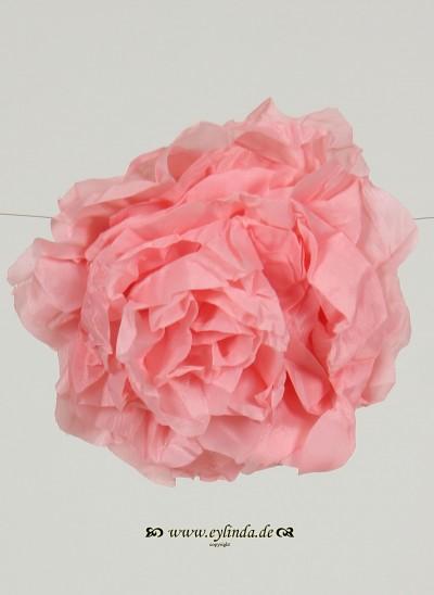 Haarschmuck, Poly Jean Rose , rose