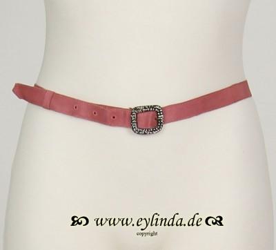 Gürtel, Oyama Belt, rose