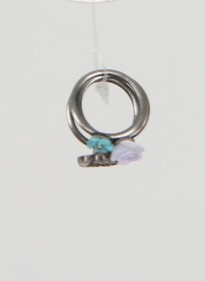 Ringe, Mito Jewellery, black