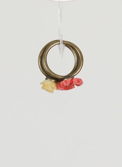 Ringe, Mito Jewellery, cranberry