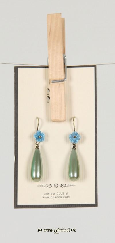 Ohrringe, Mito Jewellery, cedar