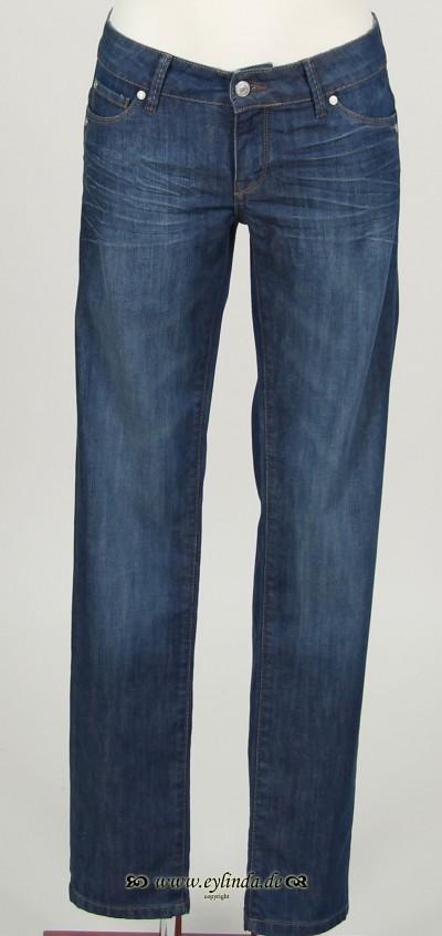 Jeans, Basic Denim, denim-blue