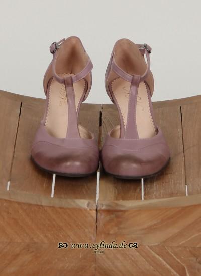 Schuhe, Elena, elderberry