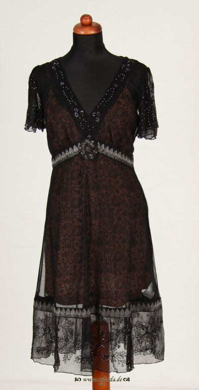 Kleid, 1-0822, black
