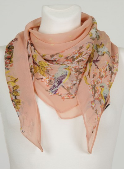 Tuch, Lela Scarf, light-blush