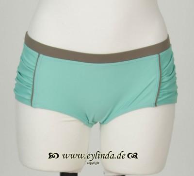 Bikini-Höschen, Adeli swimwaer solid, surf