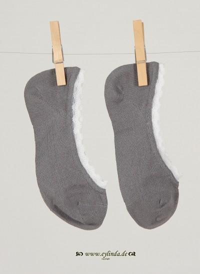 Socken, Basic Sally Hosiery, cloudburst
