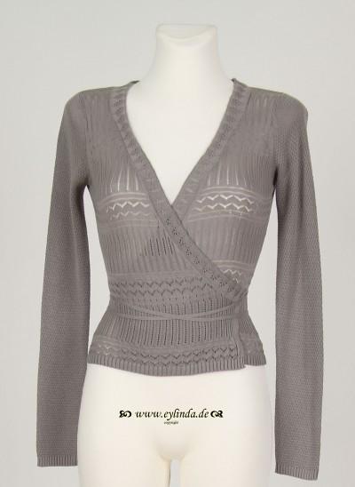 Wraparound, Basic Organic Knit, cloudburst