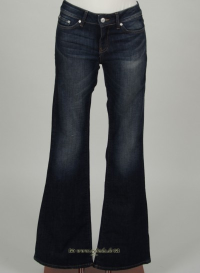 Jeanshose, Basic Denim , denim-dark-blue