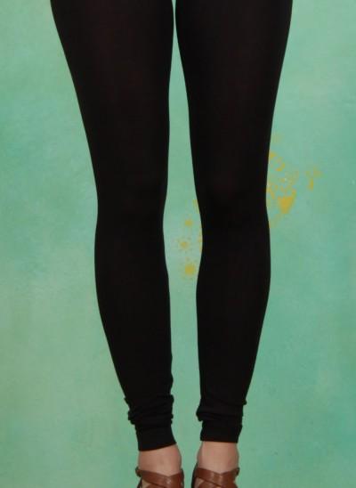 Leggins, Basic Lace, black