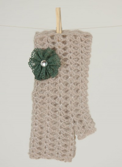 Armstulpen, Melanite Acc., light-pine