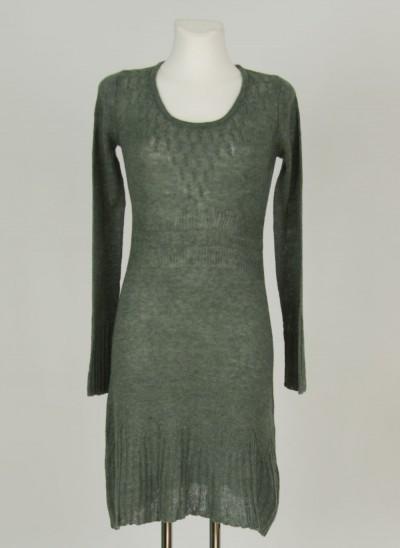 Kleid, Vintage Knit, light-pine