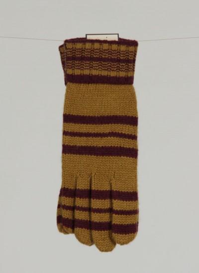 Handschuhe, L'ess Bella Acc., burgundy