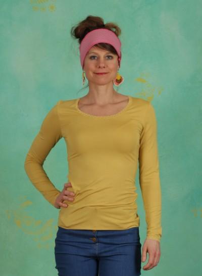 Shirt, Basic Lace, olivenite