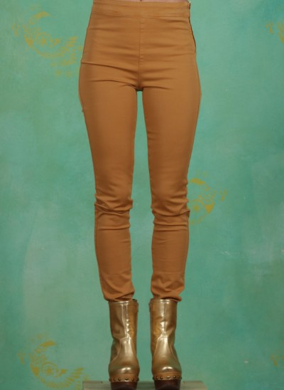 Hose, Basic Leggings, apple-cinnamon