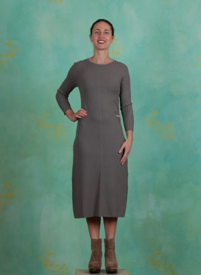 Kleid, Viscose Knit, agave-green