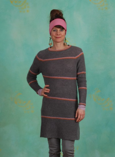 Kleid, Mohair Knit, agave-green