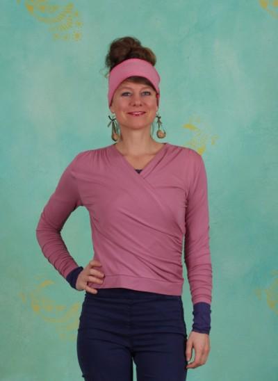 Shirt, Basic Lace, mesa-rose