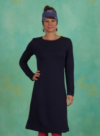 Kleid, Essential Sweat, peacoat