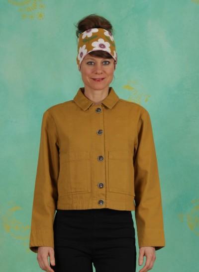 Jacke, 1-9915-1, yellow