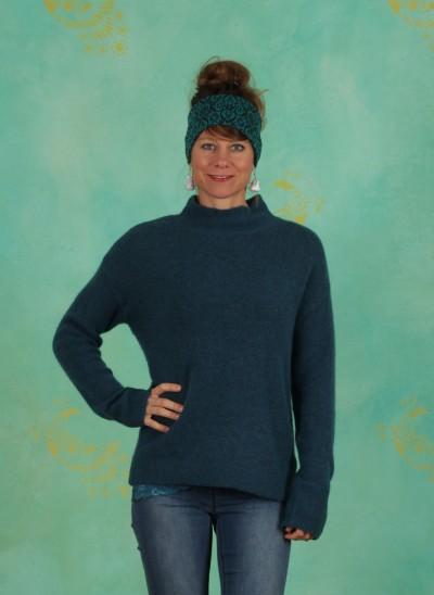 Pullover, Kaitlyn, ocean-blue