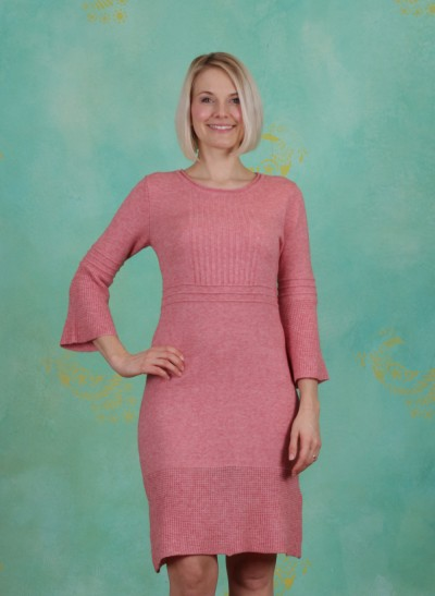 Kleid, Liala Dress, melon-sorbet
