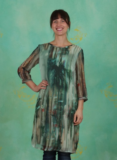 Kleid, Jeanne Dress, malachite-green