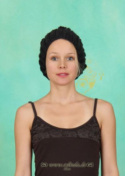 Mütze, Lusy, dark-grey-melange