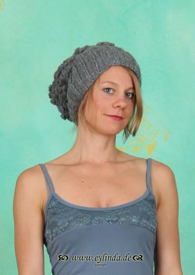 Mütze, Lusy, light-grey-melange