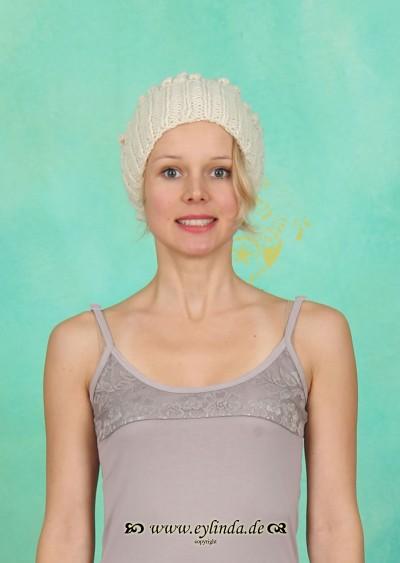 Mütze, Lusy, milky-sand