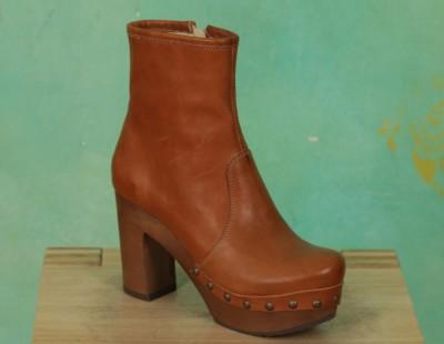 Schuhe, 1204-318, roma-brown