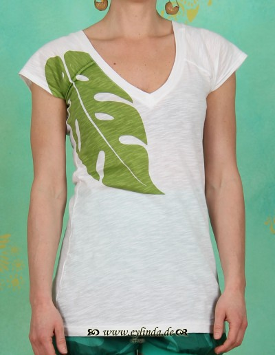 T-Shirt, Lakela, white