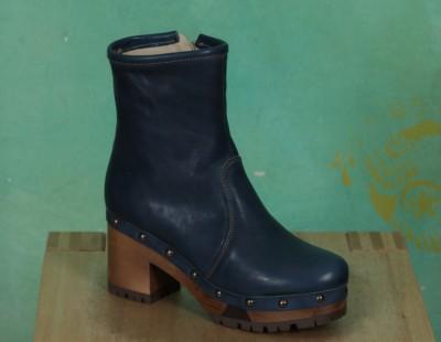 Schuhe, 1208-124, roma-H20-blue