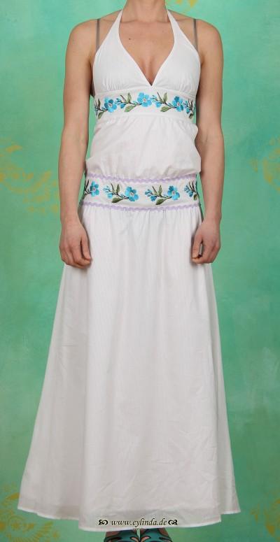 Kleid Kukuna, white