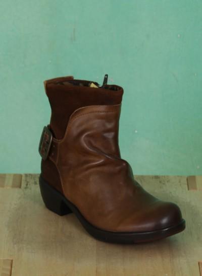 Schuhe, Mel, rug-camel