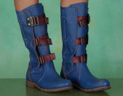 Schuhe, Swope, kraft-blue