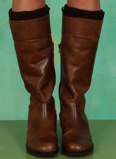 Schuhe, Mona Warm, rug/camel